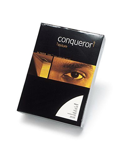From 27.99 Conqueror A4 Paper Vellum Laid Watermark 500 Sheets