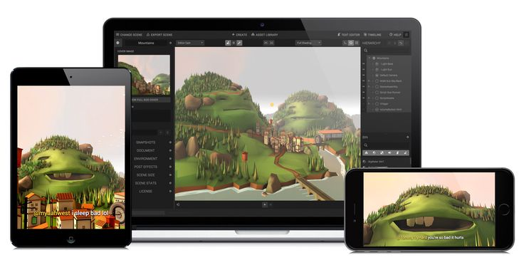 goo create is a cloud based in browser tool for creating webglhtml5 3d games interactive experiences and ads on the web web 3d pinterest tools