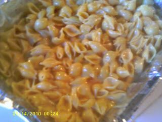 Colby Jack Shell Mac n' Cheese | Granny's Down Home Sassy Southern Cooking