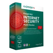 Kaspersky Internet Security 2014 4 User DVD Anti-malware Protection from justIT.co.za