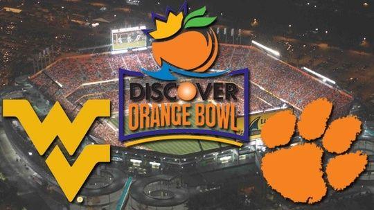 clemson tigers football orange bowl | The Orange Kool Aid: ORANGE BOWL PREVIEW: #15 Clemson Tigers VS #23 ...