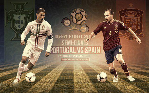 Portugal v Spanien [20:45]