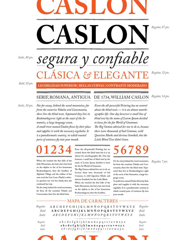 20 best Typography - Caslon images on Pinterest Typography - letter of intents
