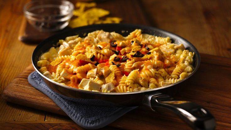 Cheesy Southwest Chicken Skillet | Recipe | Southwest Chicken, Skillet ...
