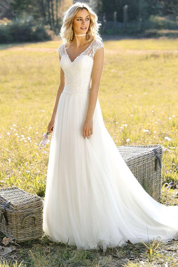 Style 218016 - Ladybird Wedding Dress Collection 2018