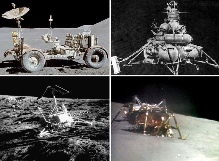 spacecraft found on moon - 735×543
