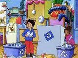 comprendre ce qu'est le recyclage - Le Bus magique - S03E10 - Une nouvelle vie