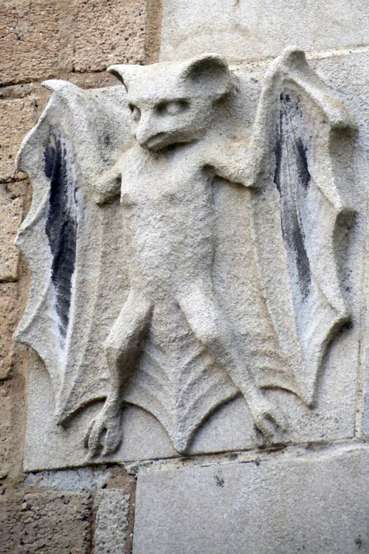 Best images about gargoyles golems and statues on