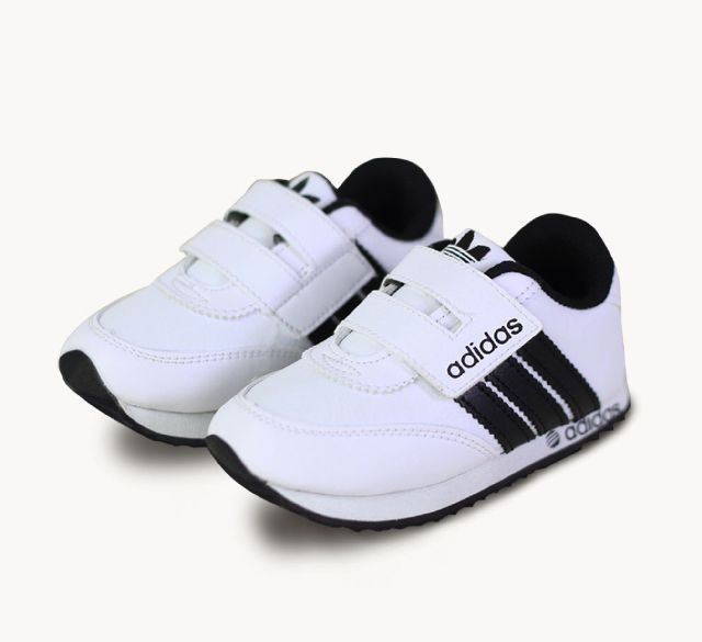 SH072 Sepatu Anak Adidas Putih Size 31 32 33 34 35 Rp 95.0000 (ready)