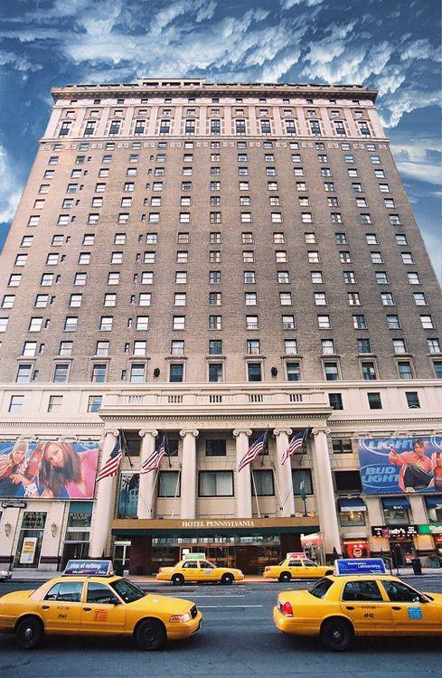 Hotel Pennsylvania New York Unbelievable Location Unbeatable Price Unsurped Value View Rates