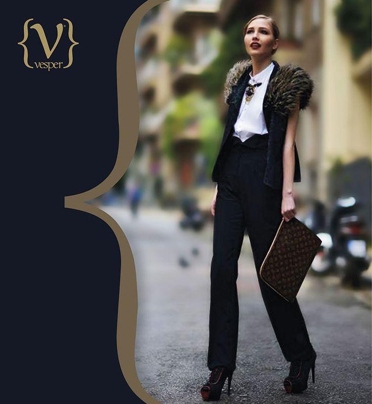 Interview VESPER gr Magazine  Ilias Wia - Fashion Designer  http://vesper.gr/s/ilias-wia-interview/