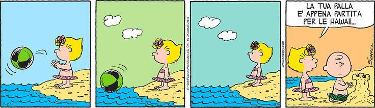 Peanuts 2015 luglio 27 - Il Post