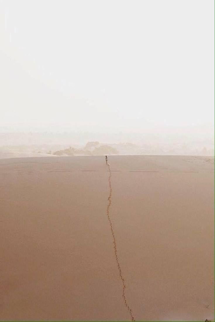 """Mui Ne, Vietnam emilystotter """"White sand Dunes in Mui Ne, Vietnam"""""""