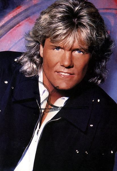 Dieter Bohlen of Modern Talking.