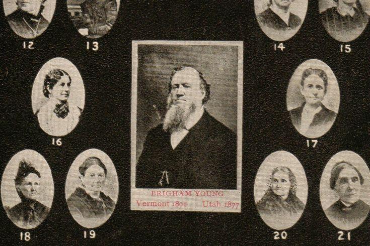 BRIGHAM YOUNG AND THE DEFENSE OF MORMON POLYGAMY