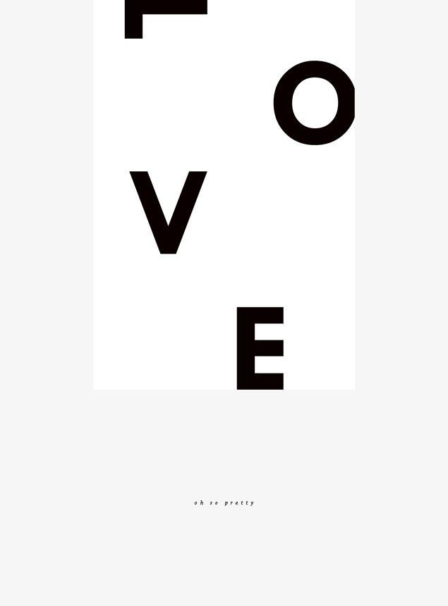Oh So Pretty: Free Printables | Love Cards