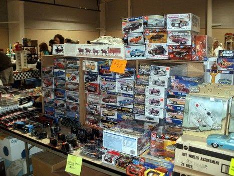 Classic Car Model Kits