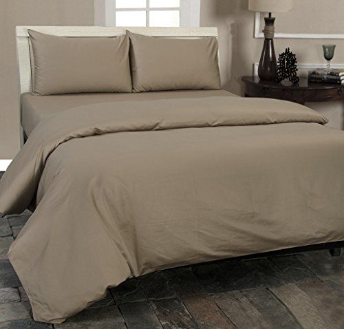 Homescapes Luxury Cotton Sateen Fitted Sheet, Latte Brown 150�x 200�cm Extra High Up To 16�Deep Fitted Sheet 100% Egyptian Cotton 1000�Thread Count