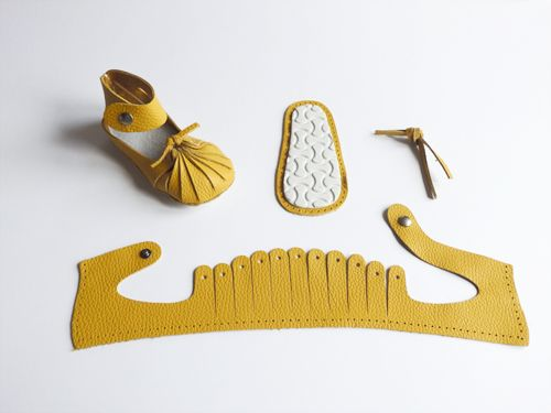 KARO model Page | First Baby Shoes, soft leather handmade baby shoes; DIY; shoe making kit www.firstbabyshoes.com