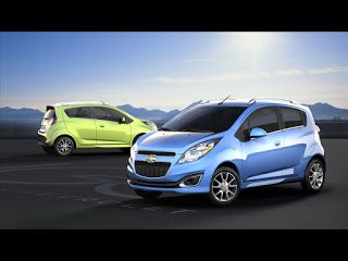 Chevrolet Spark (2013)   .: Car Wallpaper Collections :.
