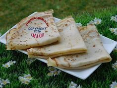 .☆...☆...☆... ........................... . PATE A CREPE au TM5 (thermomix)