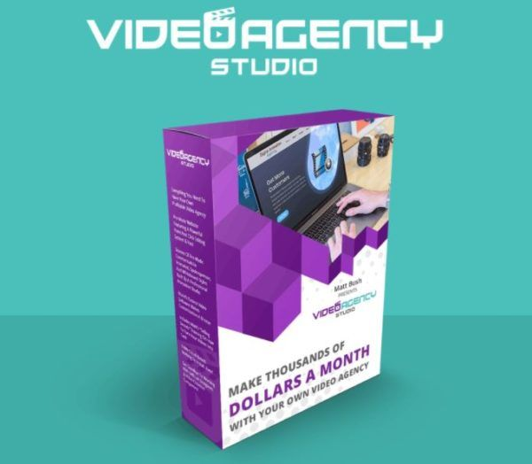 Video Agency Studio Unlimited Access Software Review - Best Developer First of Kind Full-Blown Video Agency Studio that Gives You Everything You need to Have Your Own Digital Studio Up and Running with Featuring a Pre-Made Website, Loaded with Tons of Templates and Features