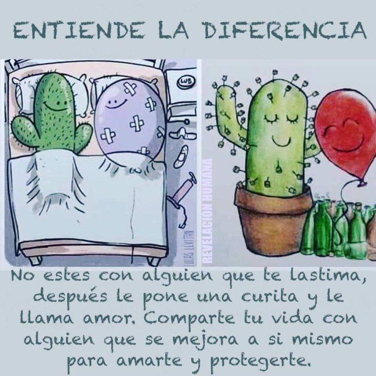 Entiende la Diferencia