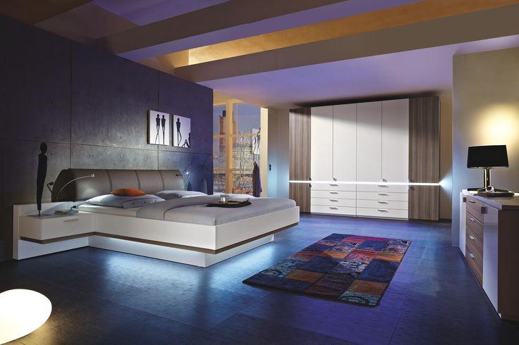 wunderschön! Dream House Pinterest Anthrazit, Weiss und - nolte schlafzimmer starlight