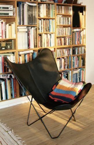ビーケーエフ チェア [ 組立式 ] BKF Chair - リグナセレクションのソファ通販   リグナ