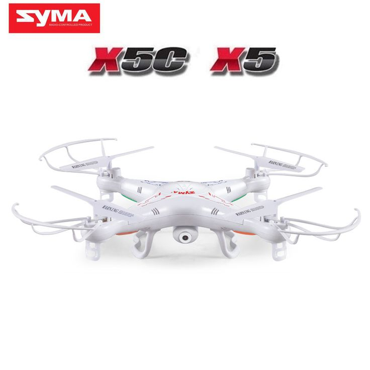 Syma X5C (Upgrade version) Drone X5C With Camera or X5 without camera RC Quadcopter 6-Axis Remote Control Helicopter //Price: $54.92 & FREE Shipping //     #DRONE
