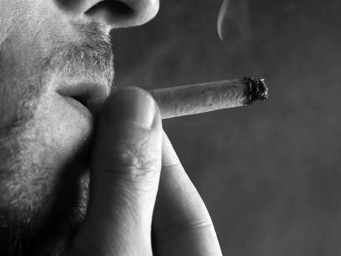 la toux chronique chez les fumeurs