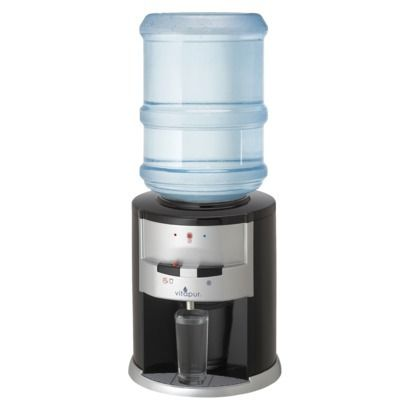 vitapur hot and cold countertop water dispenser - Countertop Water Dispenser