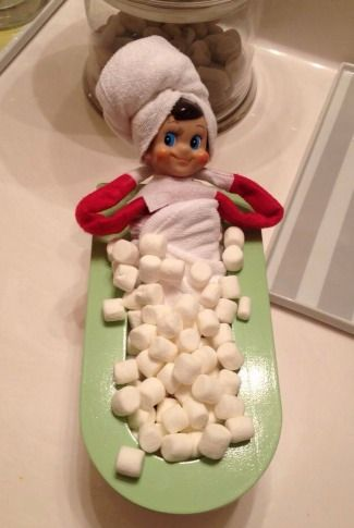 50 Easy and Creative Elf on the Shelf Ideas with Pictures - Raining Hot Coupons
