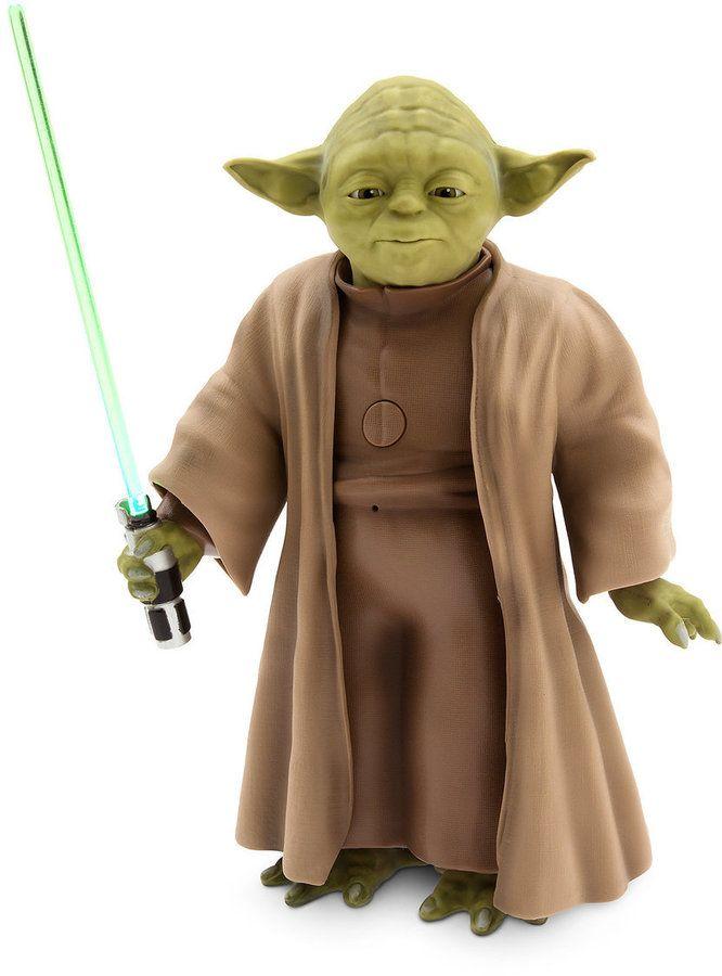 Disney Yoda Talking Figure - 9'' - Star Wars