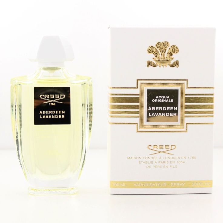 Profumo CREED ABERDEEN LAVANDER Millesimato 100 ml