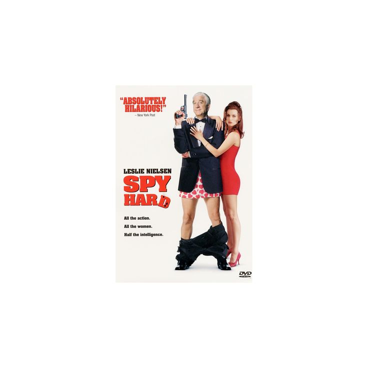 Spy hard (Dvd), Movies