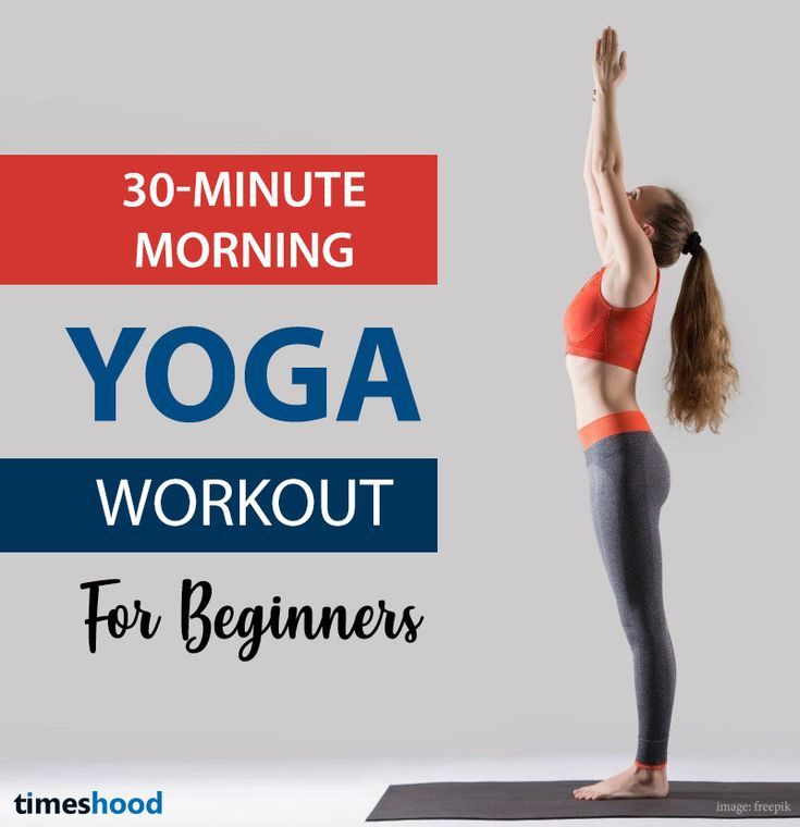 30-Minute Morning Yoga Workout Routine for Beginners – #30Minute #Beginners #Mor…