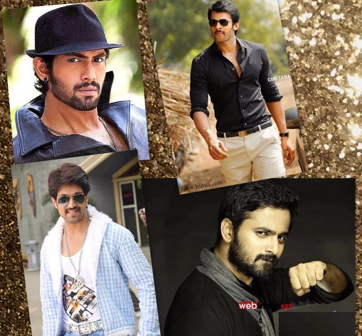 Hot South Indian actors who will make you go crazy