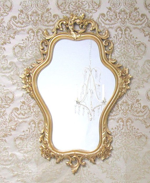 1000 images about decorative ornate antique vintage for Fancy mirrors for sale