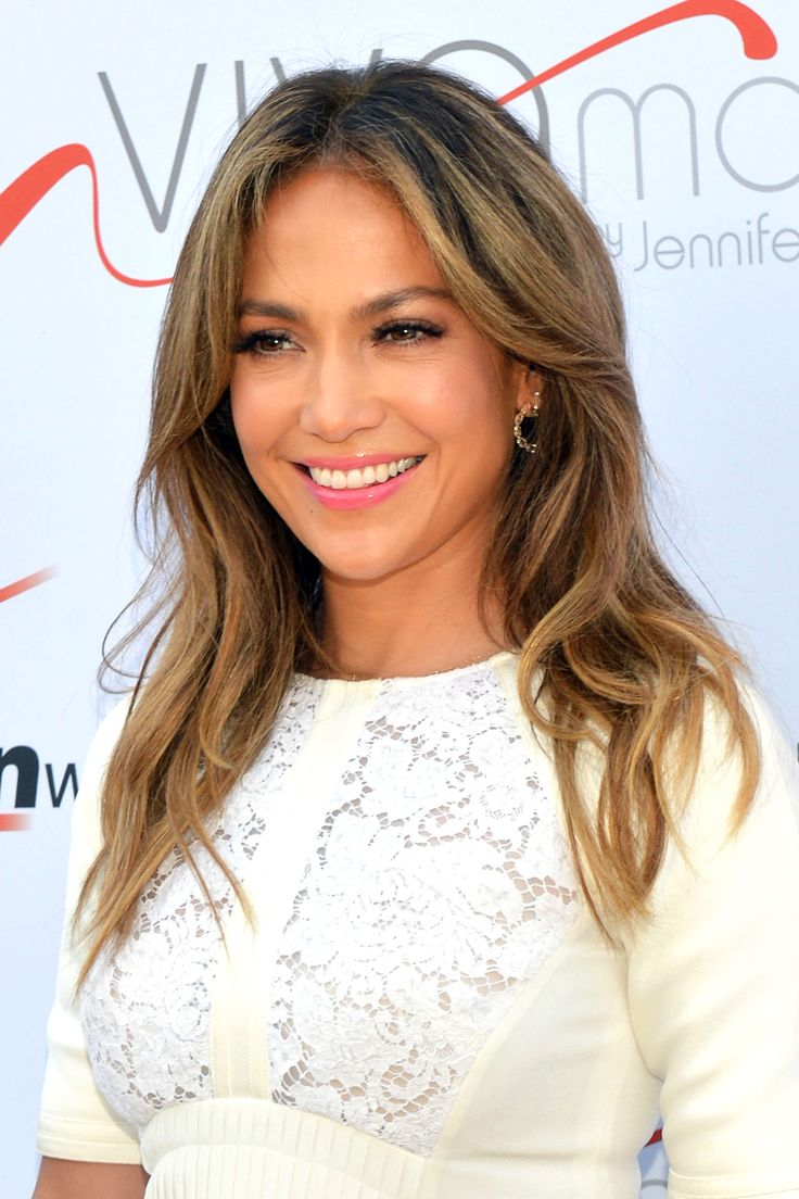 Jennifer Lopez | Hairspiration: The Long Hairstyles We Love