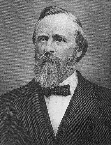 Fine 17 Best Ideas About Rutherford B Hayes On Pinterest Presidents Hairstyles For Men Maxibearus
