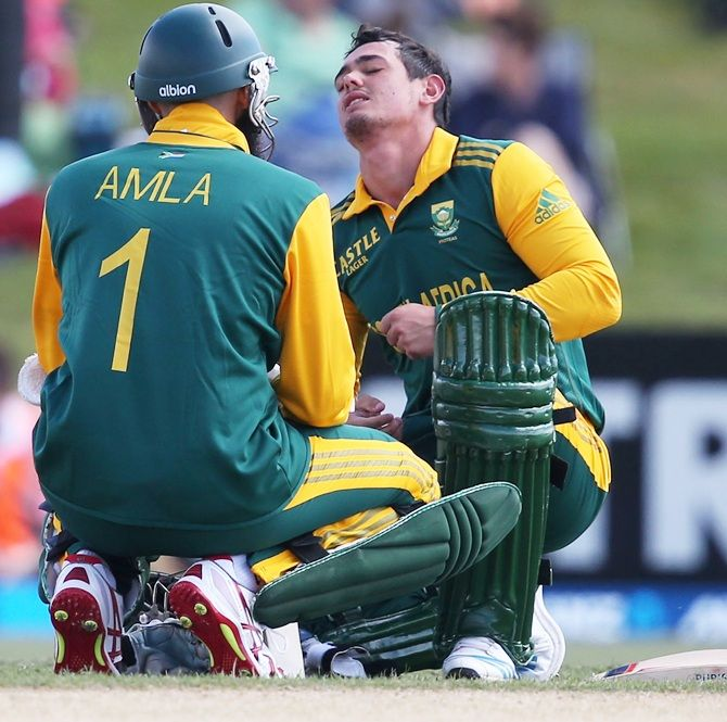 26: Quinton de Kock - South Africa.