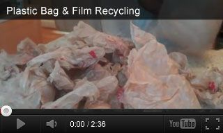 This video explores how polyethylene bags and packaging can be given a new life. Learn how your plastic bags and films can be recycled to make products such as Trex composite lumber. #videoed #science #recycling #EarthDay