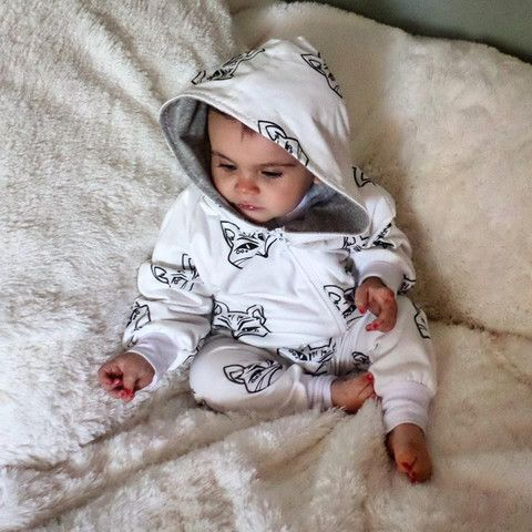 Hooded Harem Jumpsuit