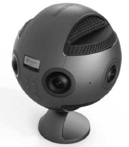 At CES 2017, Insta360 announced the Insta360 Pro, a 3D 360 camera with 8k resolution and realtime stitching.