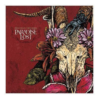 """L'album dei #ParadiseLost intitolato """"Draconian Times MMXI""""."""