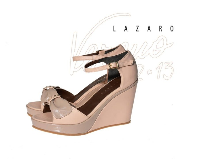 Sandalia Garland Nude - Lazaro Cuero
