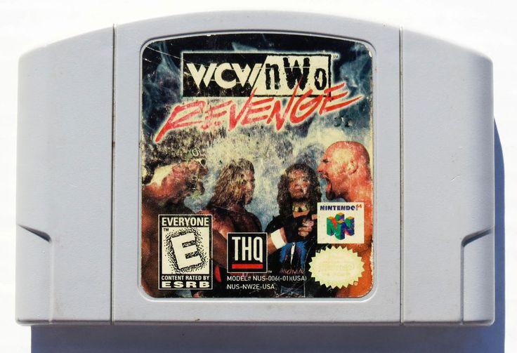 WCW/NWO Revenge (Nintendo 64, N64, 1998)