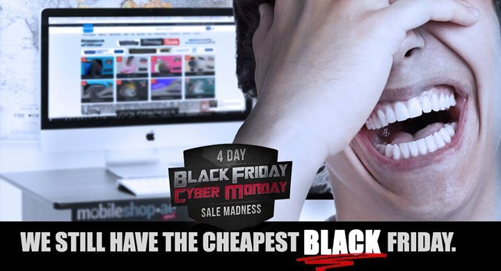 We will still beat all other fridays with cheapest prices of the year.  mobileshop.ae #electronics #mobiles #mobilesaccessories #laptops #computers #games #cameras #tablets   #3Dprinters #videogames  #smartelectronics  #officeelectronics