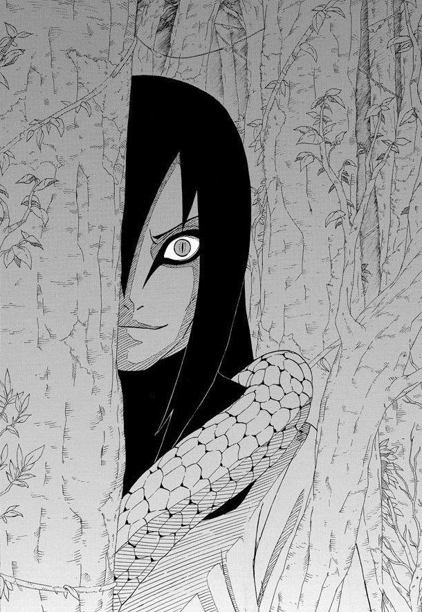 Strongest toriko character composite kage naruto can for Cuarto kazekage vs orochimaru